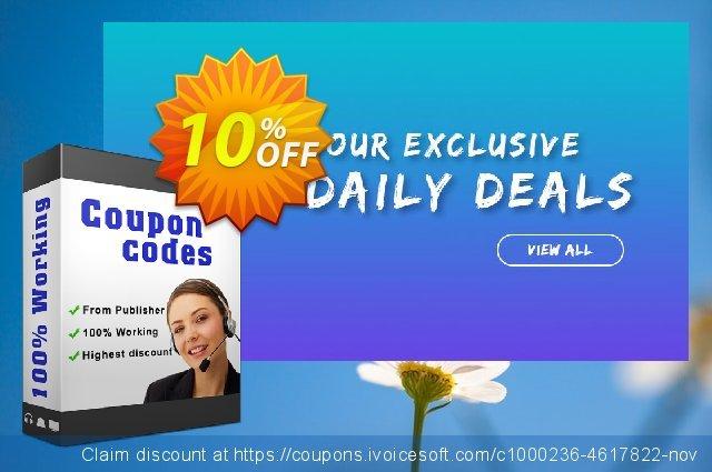 Extra fast premium support 最佳的 促销销售 软件截图