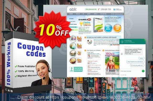 Joomph Software discount 10% OFF, 2020 April Fools' Day offering discount