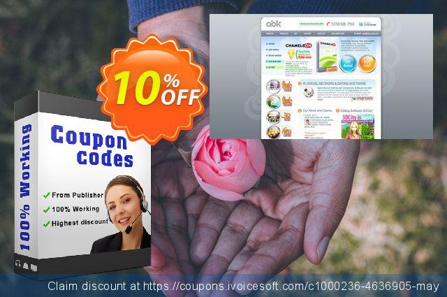 Chameleon Software + Themes 特殊 产品销售 软件截图