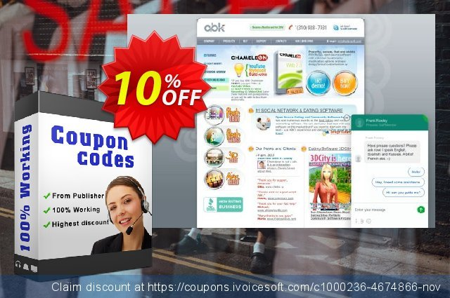 MyChat360 Software discount 10% OFF, 2020 Halloween sales