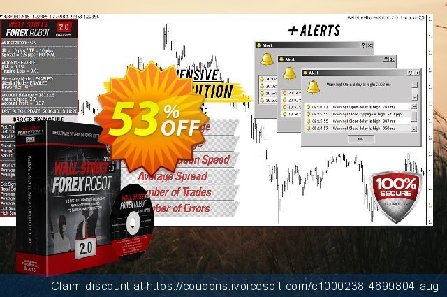 WallStreet Forex Robot discount 46% OFF, 2019 Exclusive Student deals deals