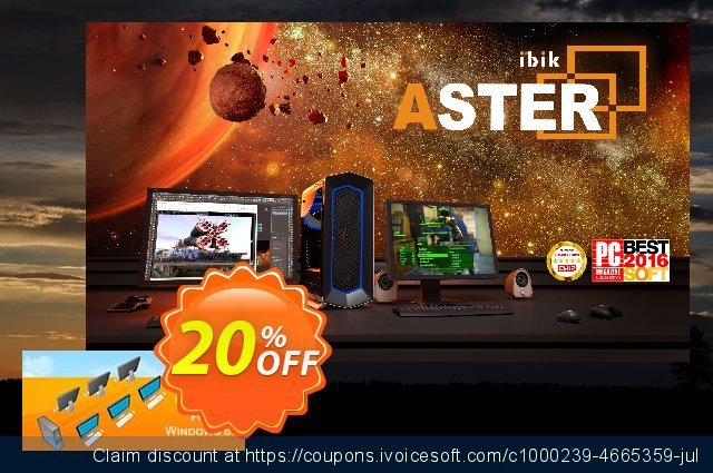 ASTER Home discount 20% OFF, 2020 Halloween sales