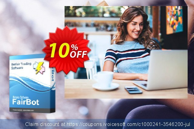 FairBot (12 months access) discount 10% OFF, 2019 Back to School coupons promo
