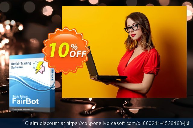 FairBot (1 month access) discount 10% OFF, 2020 Exclusive Student deals offering sales