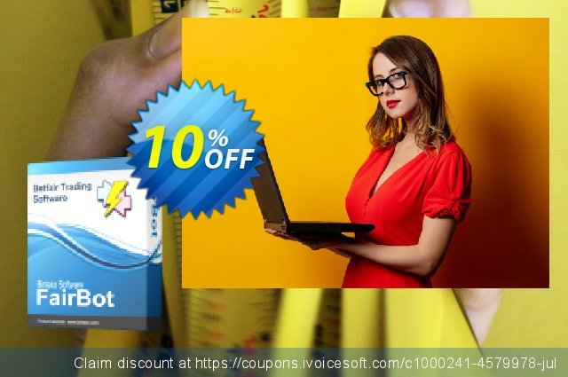FairBot (3 months access) discount 10% OFF, 2020 College Student deals offering sales