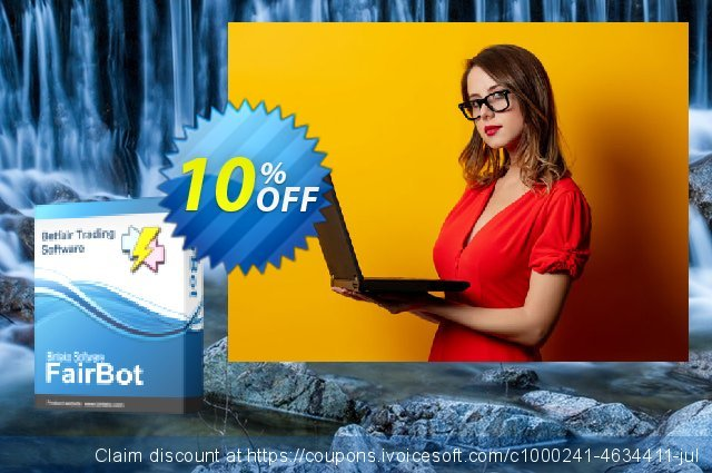 FairBot Italy (12 months access) discount 10% OFF, 2020 Black Friday offering sales
