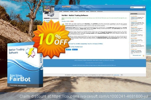 FairBot Spain (6 months access) discount 10% OFF, 2020 Halloween promo sales