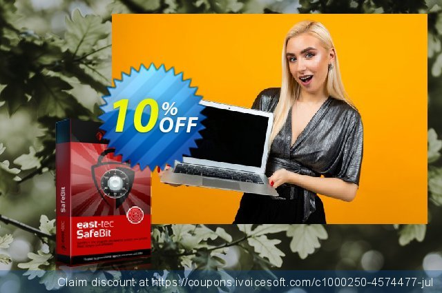 SafeBit Plan - Yearly Subscription discount 10% OFF, 2020 4th of July offering sales