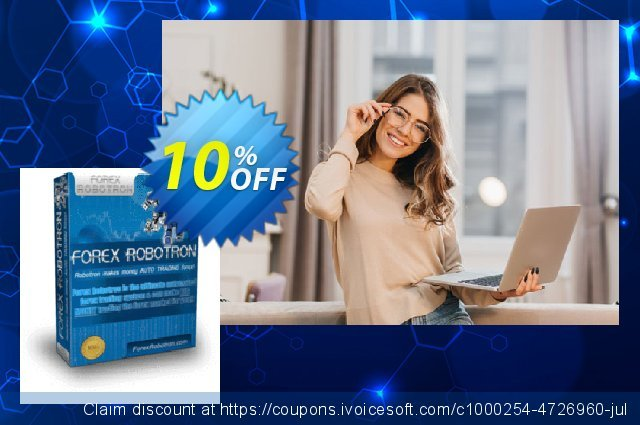 Forex Robotron Basic Package discount 10% OFF, 2019 Halloween sales