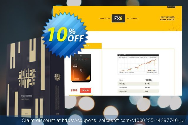 ForexBot28 discount 10% OFF, 2020 Happy New Year offering sales