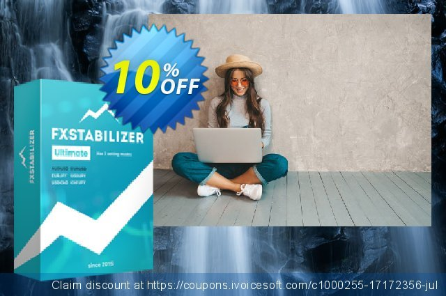 FXStabilizer Ultimate discount 10% OFF, 2020 Fourth of July offering sales