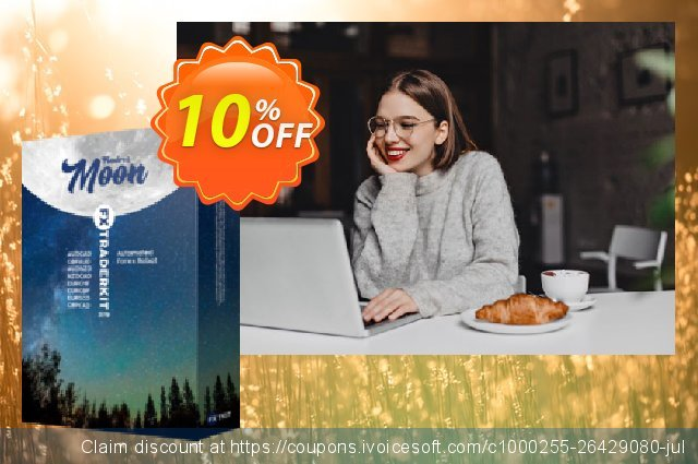FXS Trader's Moon discount 10% OFF, 2020 American Independence Day offering sales