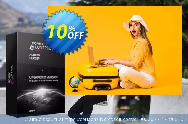 Forex inControl Full discount 10% OFF, 2019 Halloween promo sales