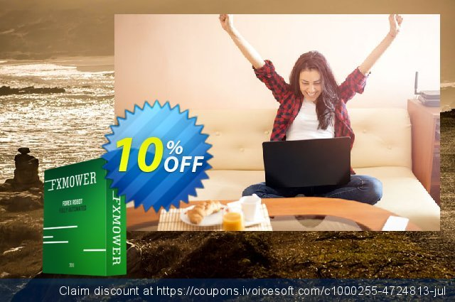 FXMower discount 10% OFF, 2020 Father's Day offering sales