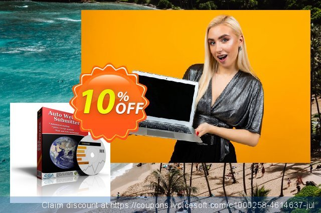 GSA Auto Website Submitter discount 10% OFF, 2020 Halloween promo