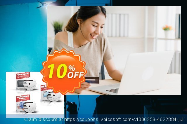 GSA SEO Bundle discount 10% OFF, 2019 New Year's eve offering sales