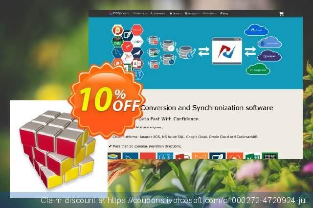 DBConvert for Access and Firebird discount 10% OFF, 2020 July 4th promo sales