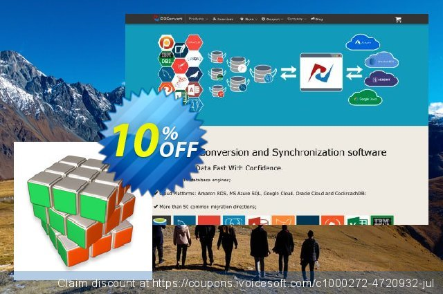DBConvert for MS Excel and MSSQL discount 10% OFF, 2020 April Fools' Day offering sales