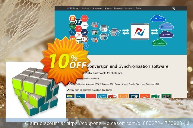 DBConvert for MS Excel and MySQL discount 10% OFF, 2020 Valentine's Day offering sales