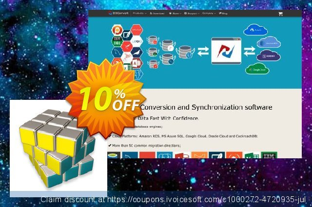 DBConvert for MS FoxPro and MySQL discount 10% OFF, 2020 Halloween offer