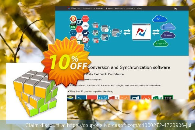 DBConvert for MS FoxPro and SQLite discount 10% OFF, 2020 Fourth of July sales