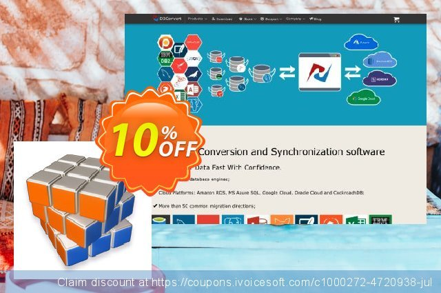 DBConvert for MS SQL and PostgreSQL discount 10% OFF, 2020 Halloween offering sales