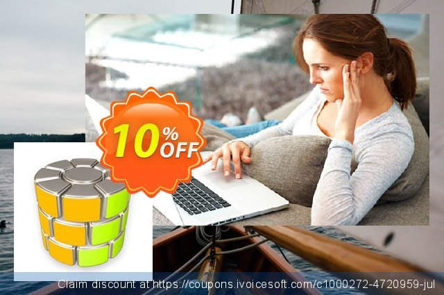 DBSync for FoxPro and SQLite discount 10% OFF, 2020 Back to School Promos offering sales