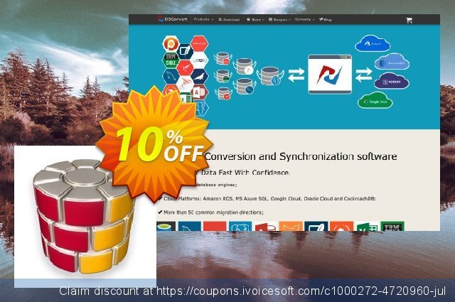 DBSync for MS Access and MS FoxPro discount 10% OFF, 2019 Halloween promo