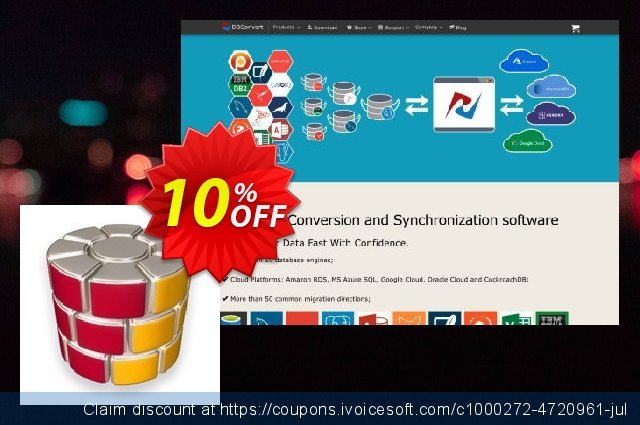DBSync for MS Access and MS SQL discount 10% OFF, 2019 Halloween offering sales