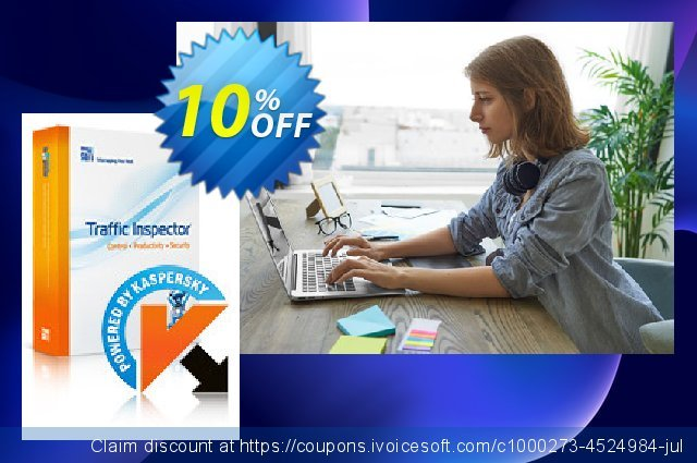 Traffic Inspector + Traffic Inspector Anti-Virus Gold 40 discount 10% OFF, 2020 Halloween offering sales