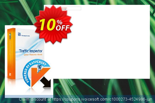 Traffic Inspector+Traffic Inspector Anti-Virus Gold 75 discount 10% OFF, 2019 Thanksgiving Day offering sales