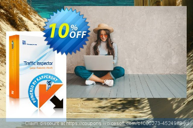 Traffic Inspector + Traffic Inspector Anti-Virus Gold 150 discount 10% OFF, 2020 Halloween discounts