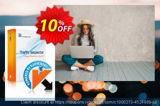 Traffic Inspector + Traffic Inspector Anti-Virus Gold 200 discount 10% OFF, 2020 Exclusive Teacher discount discounts