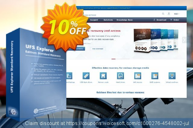 UFS Explorer Standard Recovery (version 5 for Windows) - Personal License  멋있어요   할인  스크린 샷