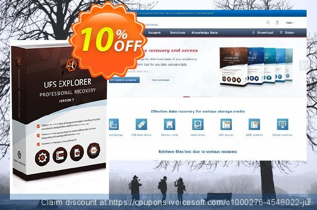 UFS Explorer Professional Recovery (version 5 for MacOS) - Business License  경이로운   가격을 제시하다  스크린 샷