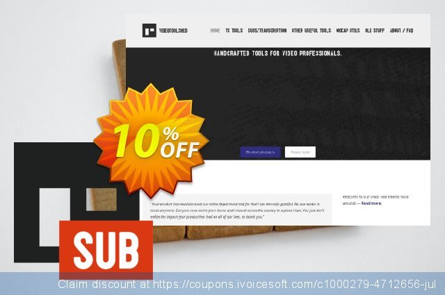 Subbits Mac discount 10% OFF, 2020 Thanksgiving promotions