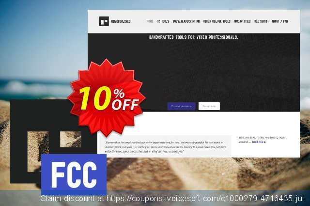 Four CC change discount 10% OFF, 2020 College Student deals offering sales