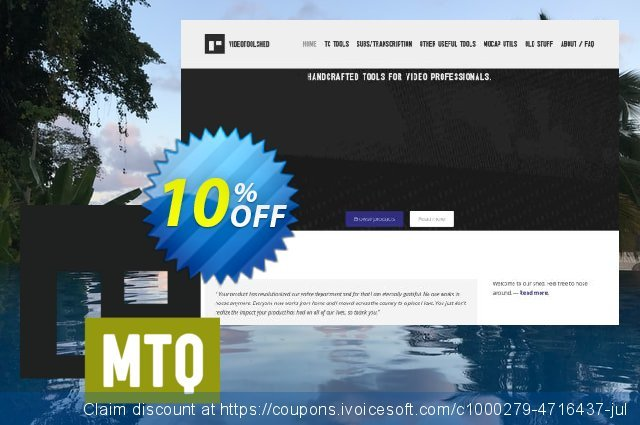 MP4 to QT Win discount 10% OFF, 2020 Halloween discounts
