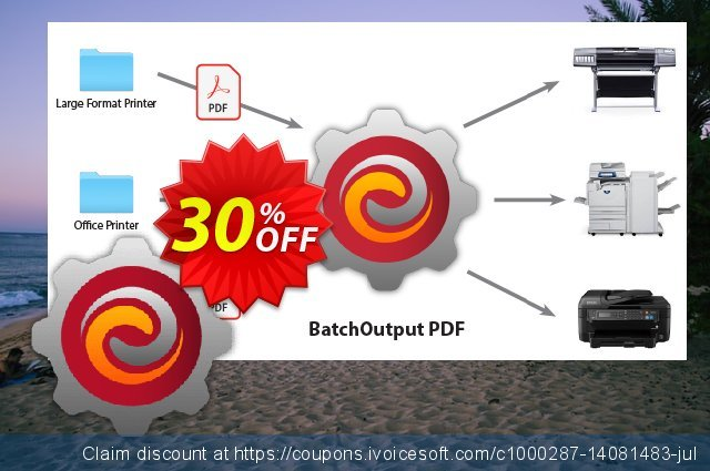 BatchOutput PDF Server discount 10% OFF, 2020 Happy New Year offering sales