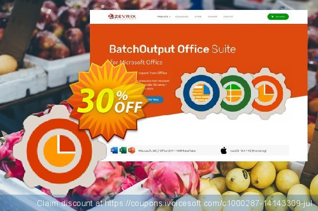 BatchOutput PPT discount 30% OFF, 2019 Black Friday offering sales