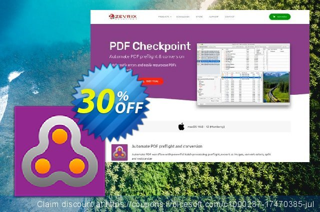 PDF Checkpoint discount 30% OFF, 2019 Back to School Promos promotions