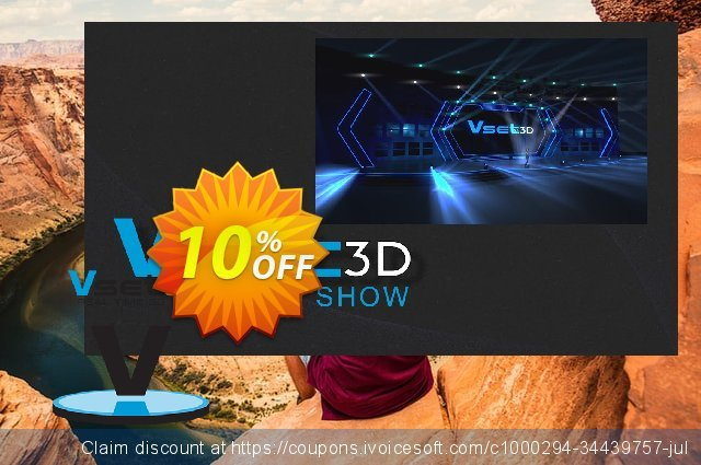 Vset3D Pro discount 10% OFF, 2021 Easter day offering sales