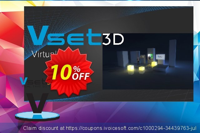 Vset3D Show discount 10% OFF, 2021 Spring offer