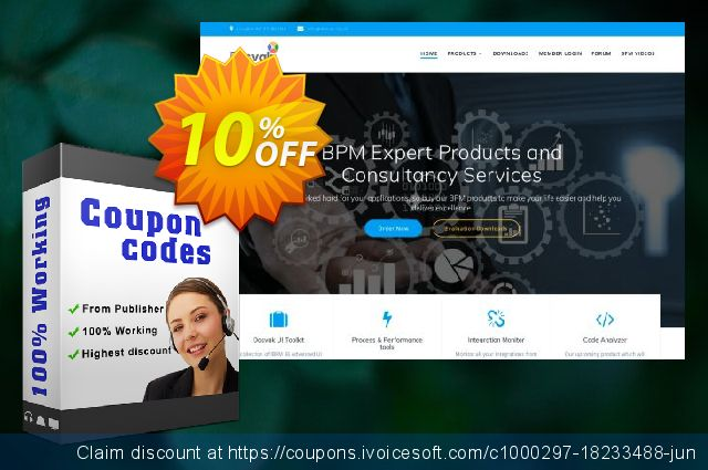 Dosvak BPM/BAW Process and Performance Tools – Multi Database discount 10% OFF, 2020 New Year offering sales
