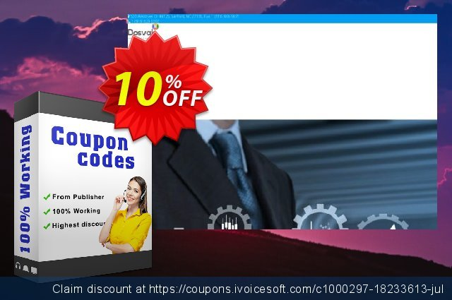 Dosvak Elegant Template discount 10% OFF, 2020 College Student deals offering sales