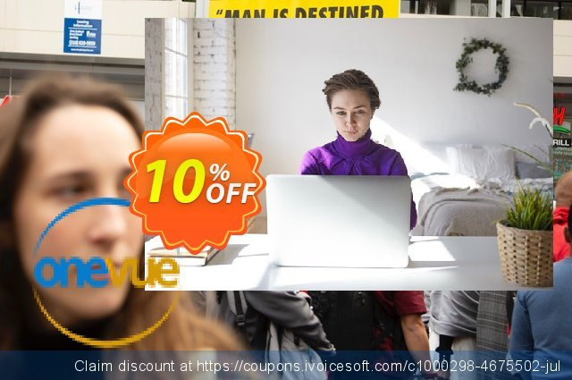 OneVue Upgrade 1.3 discount 10% OFF, 2021 Columbus Day promo. OneVue Upgrade 1.3 exclusive discount code 2021