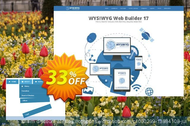 Animated Drop Down Menu Extension for WYSIWYG Web Builder discount 10% OFF, 2019 Christmas Day offering sales