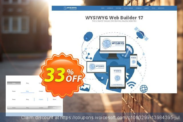 Elastic Menu Extension for WYSIWYG Web Builder discount 33% OFF, 2019 New Year's Day offering sales