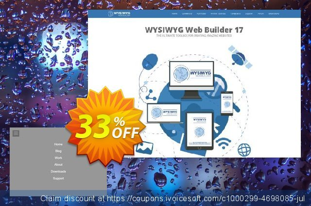 Fullscreen Overlay Menu Extension for WYSIWYG Web Builder discount 33% OFF, 2020 University Student offer offering sales