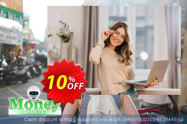 Money Robot Submitter discount 10% OFF, 2019 Halloween offer